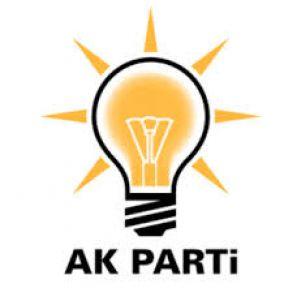 480 Kişi Ak Parti'ye Katıldı