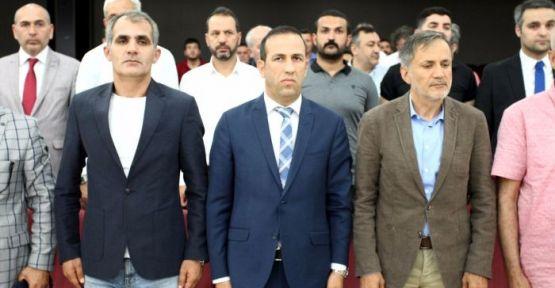 Evkur Yeni Malatyaspor'da Mali Genel Kurul Yapıldı