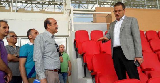 """""""Malatya, 170 Milyon TL'lik Spor Tesisi Yatırımını Kullanamıyor"""""""
