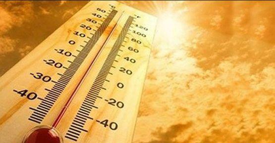 Meteorolojiden Sıcak Uyarısı